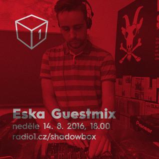 Shadowbox @ Radio 1 14/08/2016: Eska Guestmix