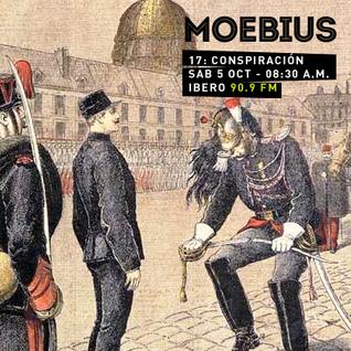 Moebius909 16: Teorías de la conspiración -  5 de octubre de 2013