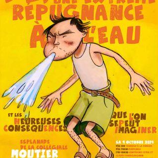 Klangmasseur @ Moutier, Fête des vendanges 04-10-2014 part 1