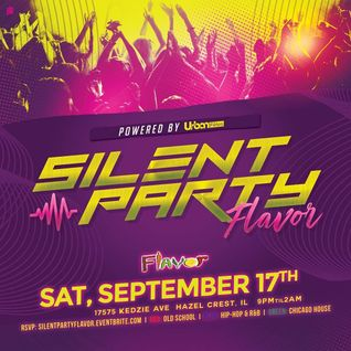 A Night @ Flavor Brunch - Southland Silent Party:The Monthly - 17 Sep 2016