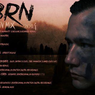 CBRN- Helloween mix 2014