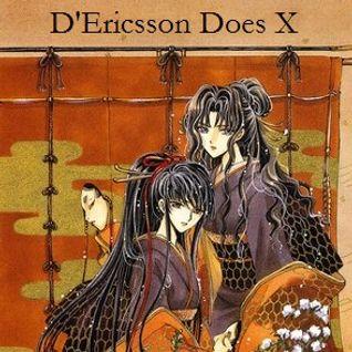 D'Ericsson Does X