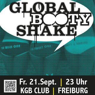 Quincy´s Global Booty Shake Mix - Sept 2012