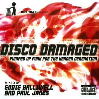Disco Damaged - Pumped Up Funk For The Harder Generation [2001] CD1