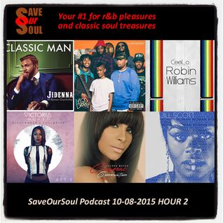 SaveOurSoul Podcast 10-08-2015 HOUR 2