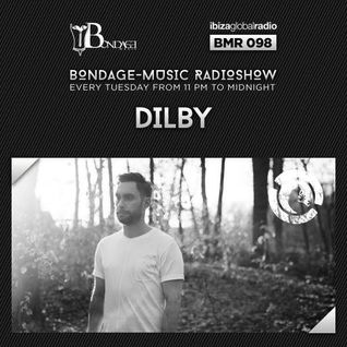 Bondage Music Radio #98 mixed by Dilby