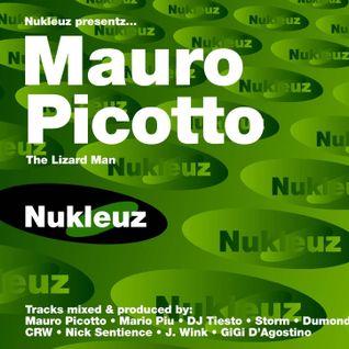 Mauro Picotto - The Lizard Man (2000)