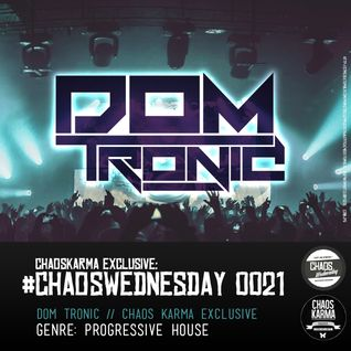 #CW 0021: Dom Tronic - CK Exclusive // PROGRESSIVE-HOUSE