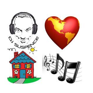 DJ Suspence LUVS House Music