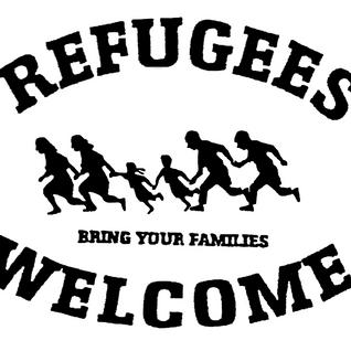 BSVSMG Refugees Welcome by Tía Buena