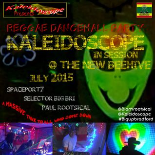 Paul Rootsical in Session @ Kaleidoscope July 2015