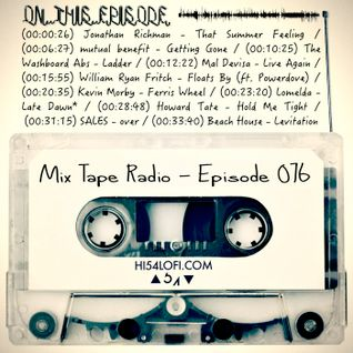 MIX TAPE RADIO | EPISODE 076