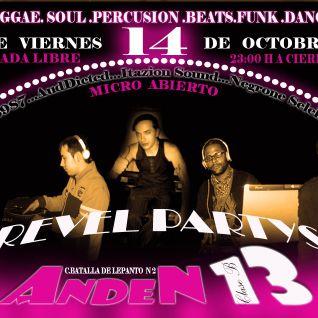 AudDicted @ Anden13_Electrofunk set_2011-10-14