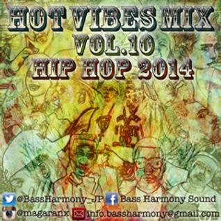 Hot Vibes Mix Vol.10 (Hip Hop 2014)