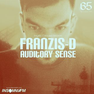 Franzis-D - Auditory Sense 065 @ InsomniaFm - Nov 13, 2014