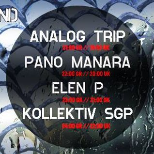 Pano Manara|EDM Showcase|www.westradio.gr|27 November 2014