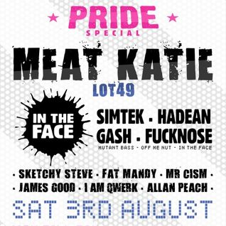 Fat Mandy - Sicknote Promo Mix July 2013