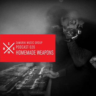Samurai Music Group Podcast 026: Homemade Weapons