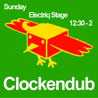 ClockenDUB: The Groove Thief & Loki Dolo ft. LëKSs [Live @ Clockenflap Festival 30/11/2014]