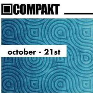 """E.DECAY minimix for """"COMPAKT CLUB opening"""""""