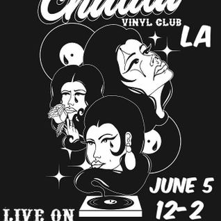 Lowrider Sundays w\ Chulita Vinyl Club LA