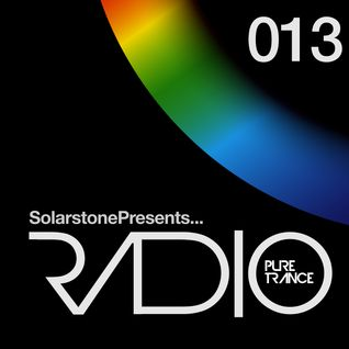 Solarstone presents Pure Trance Radio Episode 13