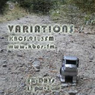 "KRecordings gets love on ""Variations"" KBCS 91.3 fm - Hosted by Gregory D'Elia Friday, March 2, 2012"