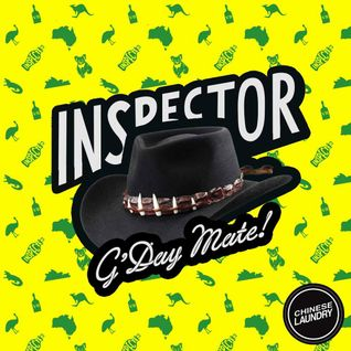 Inspector Dubplate - GDAY MATE  Exclusive Aus tour mixtape