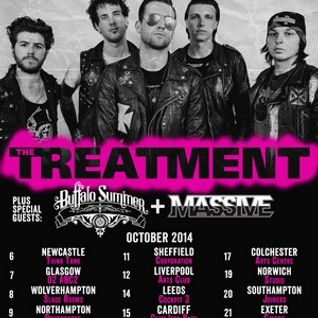 INTERVIEW (audio): Matt and Dhani of The Treatment