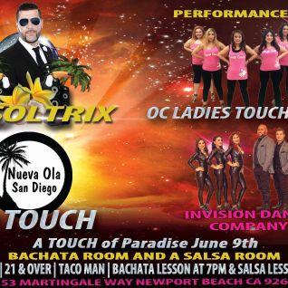 DJ Soltrix - Live at Tapas Nightclub (Newport Beach, CA) (06-09-2016)
