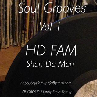 Soul Grooves|EIGHTIES Mix|Vol 1|SDM|HD|FAM|