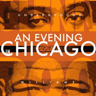 Glenn Underground @ An Evening in Chicago, Djoon, Sunday July 27th, 2014