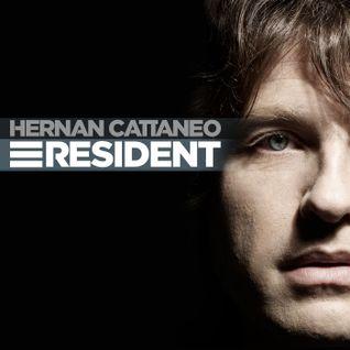 Hernan Cattaneo - Resident Episode 123 (14-09-2013)