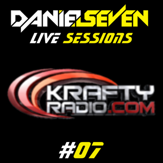 Daniel Seven Sessions @ Kraftyradio #07 (18.04.2015)