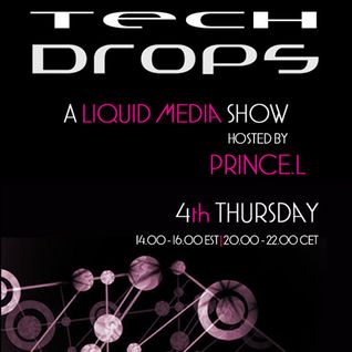 Prince.L - TECH Drops 069 [Sep 24, 2015] on DI.FM