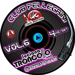 DJ SET CLUB PELLGRINI VOL.6@CAIX edition - LUCIANO TRONCOSO + CHRIS D RAM 4HS live set