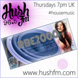 RBE2000 Live HushFm 28 July 2016