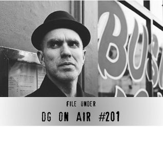 Different Grooves On Air #201 - Luke Solomon