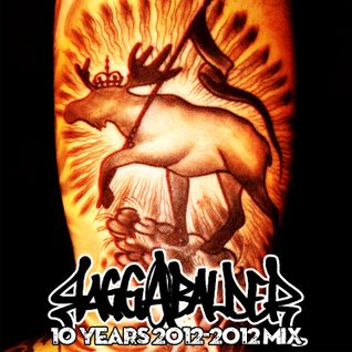 Raggabalder - 10 Years - 2012-2012 Mix