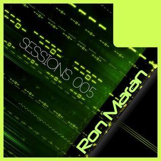 Ron Maran  - Sessions 005
