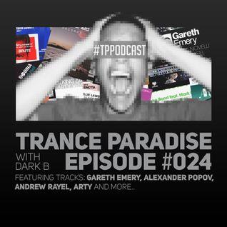 Trance Paradise Episode #024 (26-02-12)