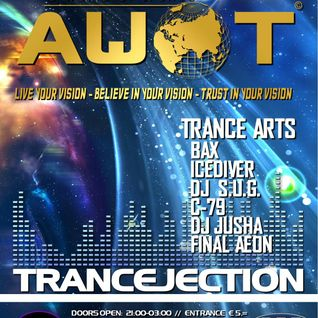 DeeJay S.U.G LIVE @ TRANCEJECTION / CLUB ZATHURA / NETHERLANDS