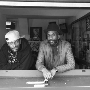 The Do!! You!!! Breakfast Show w/ Dego & Theo Parrish - 8th April 2014