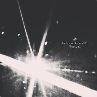 Deep Electronics Podcast # 90 - Hydrangea