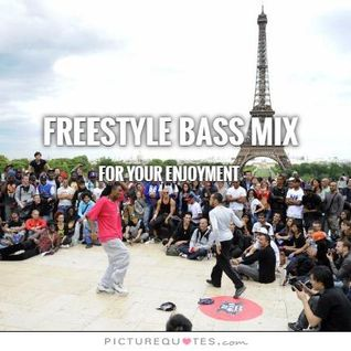 Freestyle Bass Mix - DJ Carlos C4 Ramos