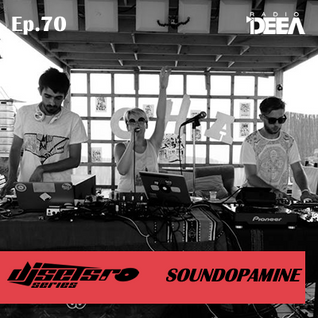 Djsets.ro series (exclusive mix) Chacruna - episode 070 - Soundopamine