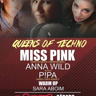 P!PA live @ Queens of Techno // Domus Club