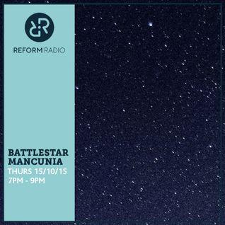 Battlestar Mancunia 15th October 2015