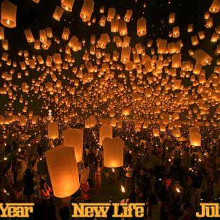Julian M Set NYE New Life New Year