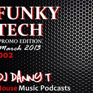 FUNKY TECH promo edition march 2013